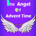 The Angel Of Advent Time