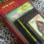 Swap Your Tarot Decks For FREE !