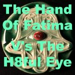 The Hand Of Fatima And The Evil Eye