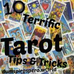 10 Terrific Tarot Tips And Tricks