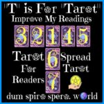 """T"" Is For ""Tarot"""